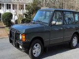 1995 Land Rover Range Rover LWB CLASSIC SUV - Roswell, GA