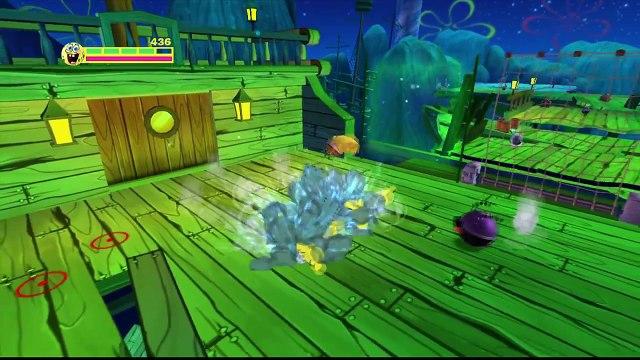 SpongeBob SquarePants: Planktons Robotic Revenge [HD] - Shipwreck Reef