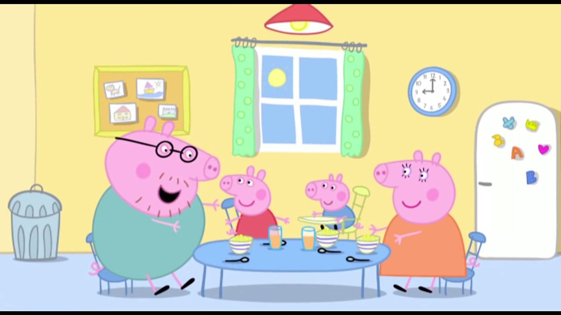 Свинка Пеппа серия 1 грязные Лужи все серии подряд без титров на весь экран сезон 1 от 1акм