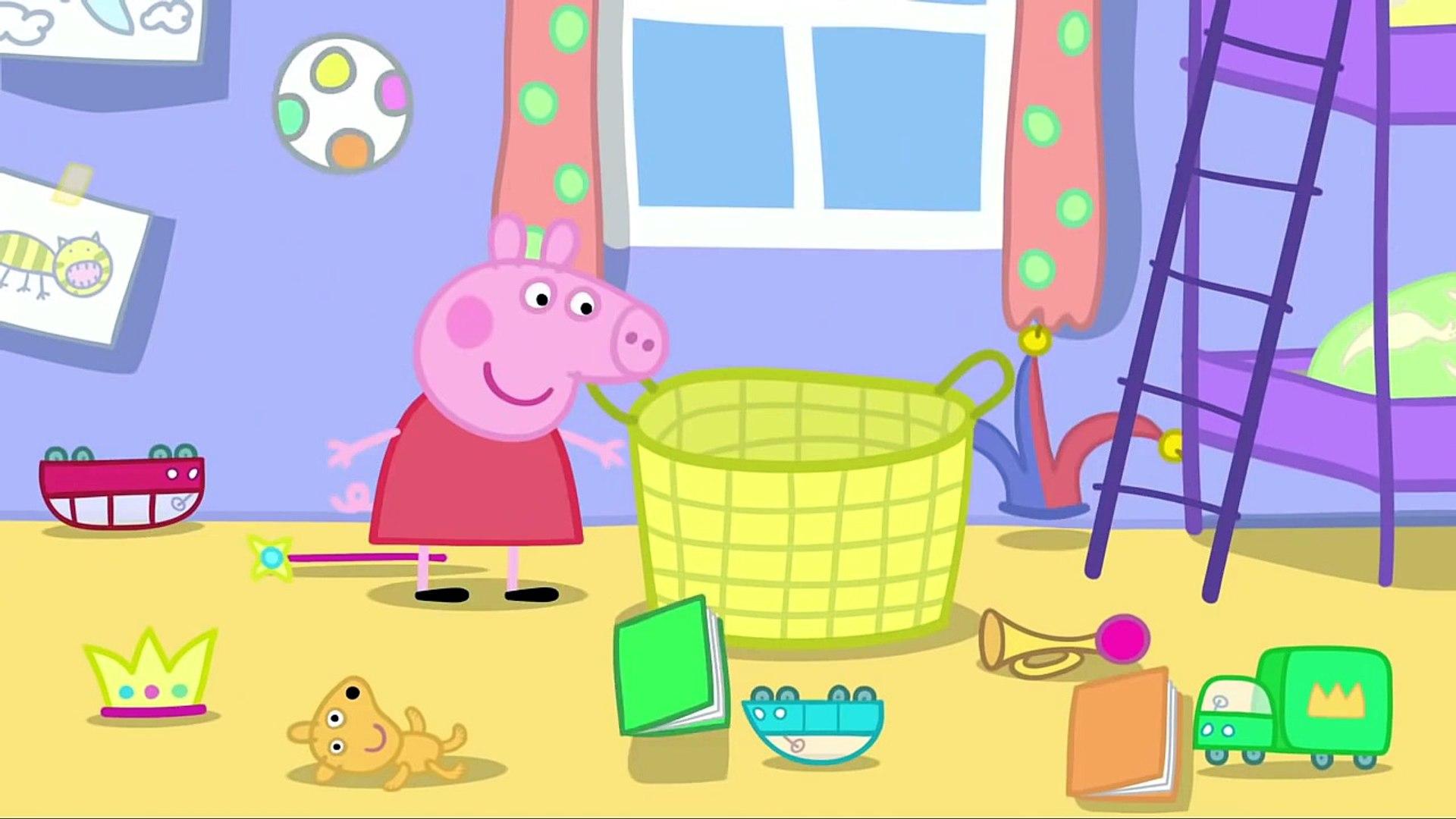 Свинка Пеппа серия 5 Игра в прятки Играем в прятки на русском без титров на весь экран от 1акм