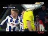 Mitchell te Vrede Goal HD - PSV 0 - 1 Heerenveen - 12-03-2016