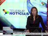 Venezuela: opositores al gobierno se manifiestan en Caracas