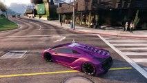 GTA 5 Online - *RARE* BEST CUSTOM PAINT JOBS Matte Pearlescent