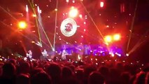 Coldplay concert cologne, Charlie Brown