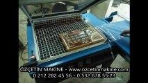 Küvez Shrink Ambalaj Makinesi