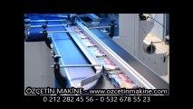 Sürekli Kesim Shrink Ambalaj ve Paketleme Makinesi