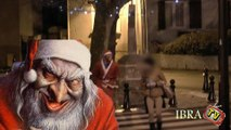 Père Noël Méchant Tourne Mal - Evil Santa Claus ( Prank - Camera cachée )