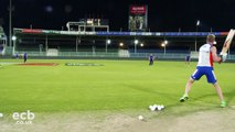 Watch Some Absolutely AMAZING Catches by English Players During Practice Session - That's How You Do It