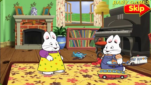 Max and Ruby Games Max and Ruby Toy Parade Full Episodes Games Baby Games
