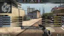 PENTA Insane 3 Man Boost On Overpass PENTA vs SK 18.08.15