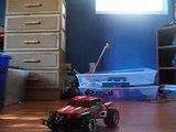 my rc cars lets ride AKA test run