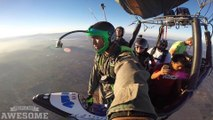 Orang-orang Keren (Skydiving Edition)
