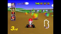Super Mario Kart Episode 2 - Super Mario Games for Kids - free - Mario and Luigi