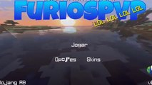 Minecraft PE 14.0 Textura PvP| Furios PvP