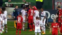 Thiago Alcantara Injures Stefan Kiessling | Bayer 04 Leverkusen FC Bayern München 08/04/20