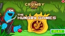 Sesame Street - The Hungry Games - Sesame Street Games