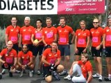 JDRF Ride to Cure Diabetes - Barossa Valley - South Australia