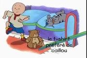 Caillou FRANÇAIS - Le t-shirt préféré de Caillou-(S01E16)