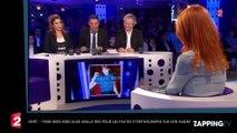 ONPC – Yann Moix ridiculise Axelle Red pour les fautes d'orthographe sur son album ! (Vidéo)