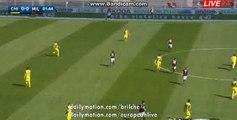 Jeremy Menez Amazing Chance - Chievo vs AC Milan 13.03.2016 HD