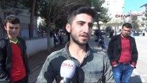 Gaziantep - Güneydoğu Anadolu?dan Gelen Öğrenciler, Gaziantep?te Ygs?ye Girdi