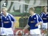 Sporting 6 Halmstads 1 de 2001/2002