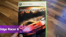 Review of Ridge Racer 6 for the xbox 360 xbox360 live microsoft