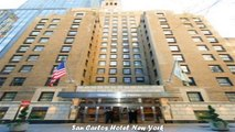 Hotels in New York San Carlos Hotel New York