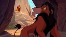 Lion King What If Mufasa And Scar Were Friends Crossover