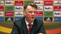Louis van Gaal lashes out at journalist over Rio Ferdinand comments