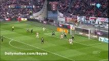 van Eijden R. (Own goal) HD - Ajax Amsterdam 2-1 NEC Nijmegen - 13-03-2016