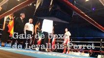 Gala de Boxe de Levallois-Perret