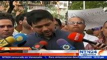 Oposición en Venezuela avanza en la recolección de firmas para activar el referendo revocatorio contra Nicolás Maduro