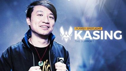 Team Vitality LCS 2016 - Player Spotlight #1 - KaSing