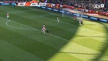 But de Guedioura en cup contre Arsenal