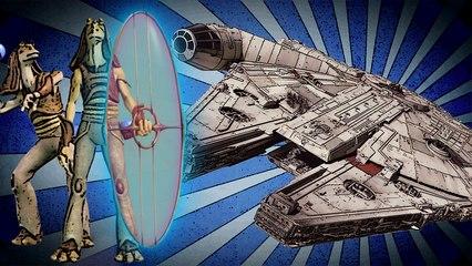 Un champ de force comme dans Star Wars ?
