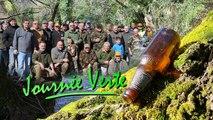 Cabasse TV ▶ Journée Verte - Nettoyage de la Forêt (2016)