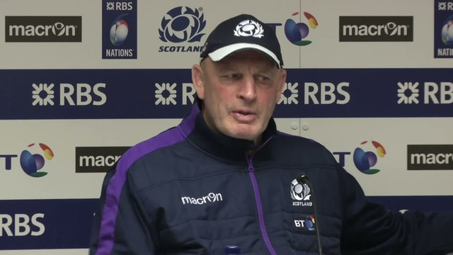 Rugby - Tournoi VI Nations - Ecosse : Vern Cotter «Un match bien construit»