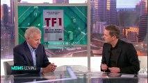 """TF1 : Traité de """"dingue"""" par Nonce Paolini, PPDA réplique"""