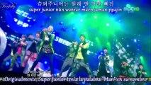Super Junior - Superman {Sub Español_Hangul_Romanización}