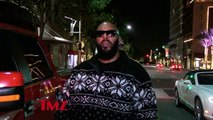 Suge Knight: I'm Legally Blind!