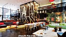 Hotels in New York citizenM New York Times Square