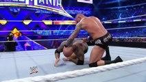 720pHD WWE WrestleMania XXX Daniel Bryan vs Randy Orton vs Batista For The WWE World Heavyweight Championship