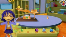 Sid The Science Kid - Sid Fablab Panbalance - Sid The Science Kid Games