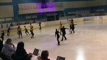 Video Чемпионат России по синхронному катанию  КМС  ПП 1 Айс Дрим САМ