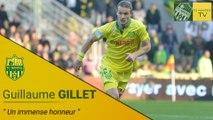 Guillaume Gillet élu joueur du mois de février