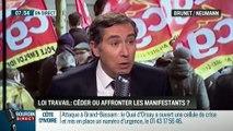 """Brunet & Neumann : """"C'est aux syndicats réformistes que va revenir le sort de la loi El Khomri""""- 14/03"""