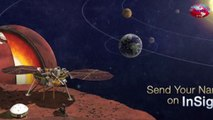 Nasa Delays InSight Mars Lander Mission to May 2018