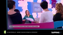 Les Maternelles - Ingrid Chauvin enceinte : Ses confidences sur sa grossesse miracle