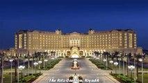 Hotels in Riyadh The RitzCarlton Riyadh Saudi Arabia